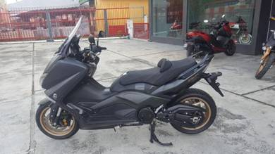 Yamaha Tmax 530 Abs - Motorcycles for sale in Malaysia - Mudah my