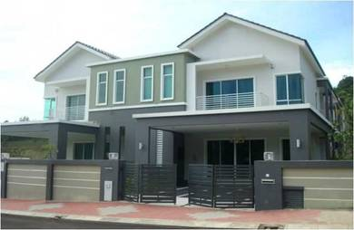 24x80 Double House ,Cheras ,near to Taman Hussien