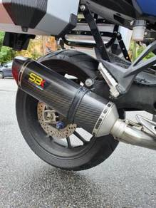 Ekzos Exhaust FULL SYSTEM Tracer 900gt CARBON SP3