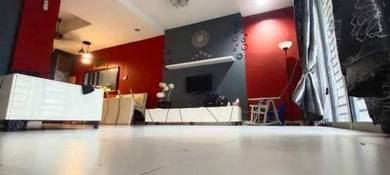Double Storey Terrace House FOR RENT Taman Jp Perdana Mount Austin
