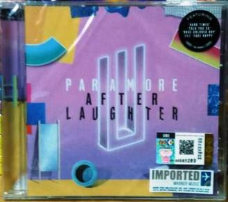 CD Paramore After Laughter CD