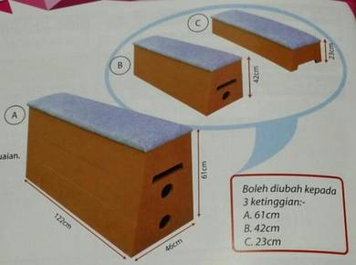 Peti Lombol 3 Tingkat