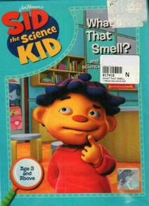 DVD Sid The Science Kid - What That Smell