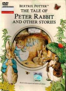 DVD Beatrix Potter -The Tale Of Peter Rabbit And