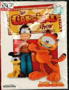DVD The Garfield Show - Lucky Charm