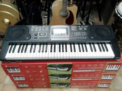 Keyboard Electronic with MP3 & USB