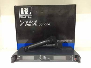 Blackline Ur88 Uhf Wireless Mic