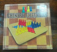 Chinese checkers & parchisi