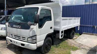 Lorry isuzu npr70 lori ( rebuild )