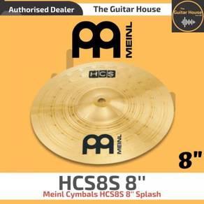 Meinl Cymbals HCS8S 8'' Splash
