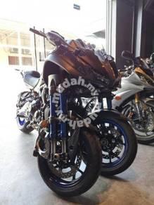 Yamaha NIKEN 900 UNREG SHOPLOAN TIPTOP LOW MILEAGE