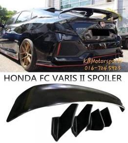 Honda Civic FC Varis 2 Spoiler GTwing Bodykit