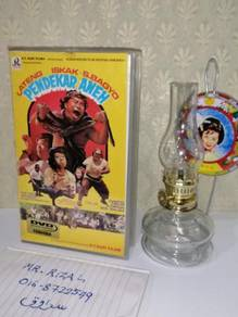PENDEKAR ANEH VHS Film Movie Video Tape