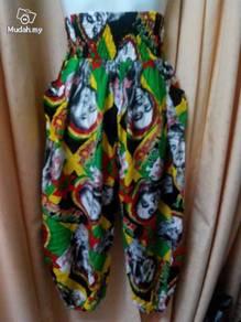 BOB MARLEY Aladdin Pants Trousers (2)