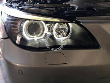 Bmw Facelift e60 oem lci projector head lamp