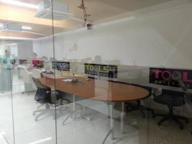 Puchong Jaya shop for rent with Office