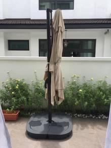 Ikea outdoor parasol