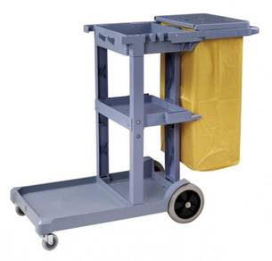 Janitor cart cw cover - new