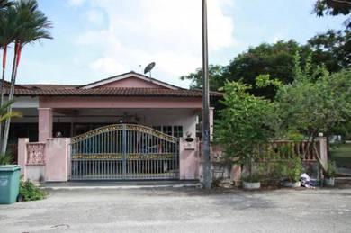 Single Storey Bukit Setongkol, Kuantan, End Lot
