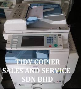 Mpc3501 machine photostat color