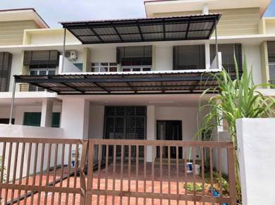 Double Storey Terrace House at Taman Nusantara Prima Renovated Unit