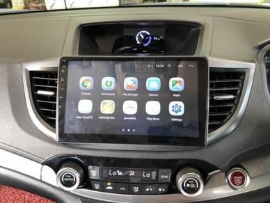 Honda crv 2018 Android player HARI RAYA HAJI