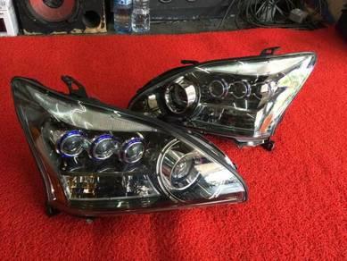 Toyota harrier projector head lamp headlamp uh