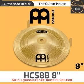 Meinl Cymbals HCS8B 8inch HCS8B Bell