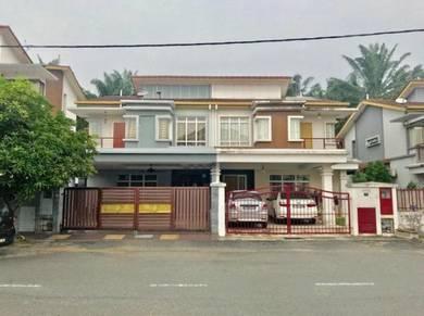 Double Storey Semi D House Taman Kipark Puchong