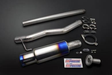 Tomei Expreme Titanium Exhaust Lancer Evo 7 /8 / 9