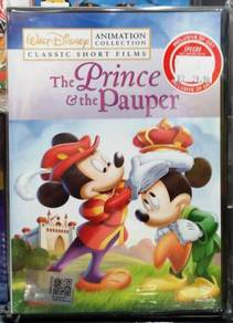 DVD Disney : The Prince & The Pauper