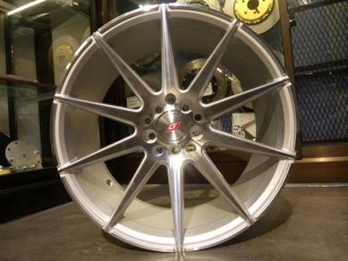 Inforged series 162 17inc rim for exora inspira