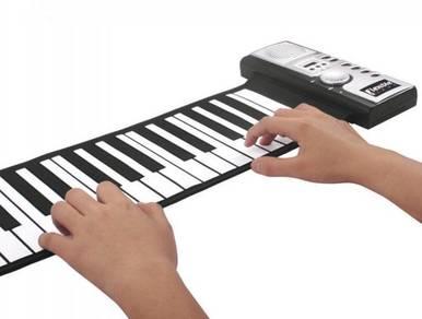 Piano Elektrik Boleh Lipat 61 Key