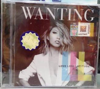 IMPORTED CD Wanting Love, Loss and Latitude
