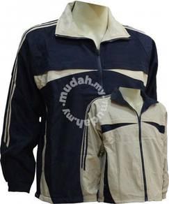 Reversible Windbreaker Code RJ Navy Blue/Khaki