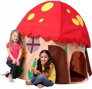 PS-MUH Mushroom Hut