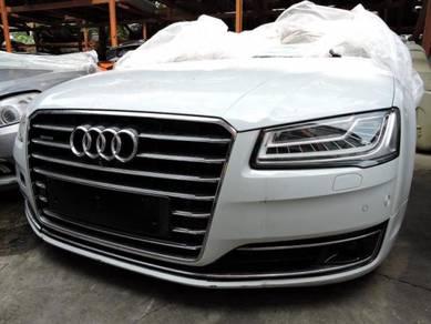 Audi A8 2017 3.0 Diesel Engine Gearbox Body Parts