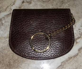 Coin Bag Leather Bally