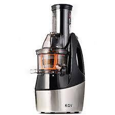 KGV Vertical Masticating Juicer Extractor