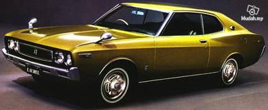 Datsun Laurel HT2000 DGX