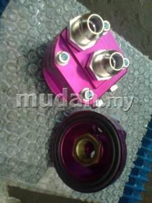 Remote Oil Cooler Adaptor Code 1111