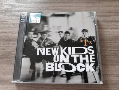New Kids On The Block #1 Music CDs