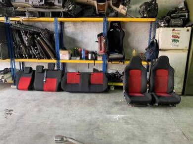 Suzuki swift sport seat