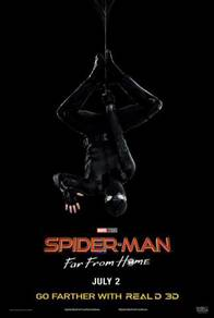 Poster MOVIE Spider-Man: Far From Home Stealth Sui