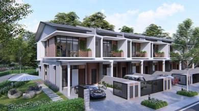 [ NEW ] 2 Storey House Eco One Semenyih Zero Downpayment 20x70