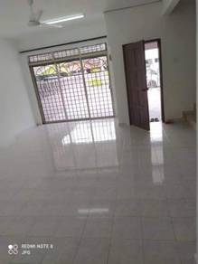 Double Storey Terrace House FOR RENT Taman Megah Ria Good Condition