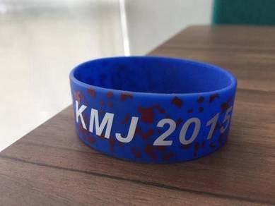 Wristband Kembara Mahkota Johor