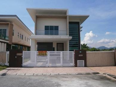 Double Storey Bungalow House in Tasek Square 2