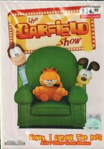 DVD The Garfield Show - Honey, I Shrink The Pets