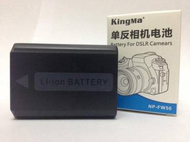 NP-FW50 Battery for Mirrorless Camera